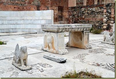 Sardis Synagogue Altar