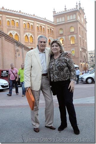 Jaime Ostos y Dolores de Lara