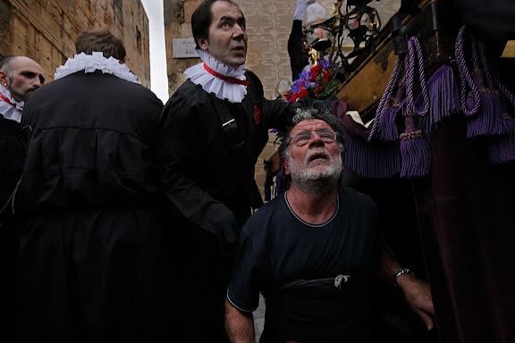 Gremi de Pagesos de Sant Isidre, processó del Sant Enterrament, Setmana Santa,Tarragona, Tarragonès, Tarragona