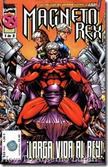 P00107 - Magneto Rex #1