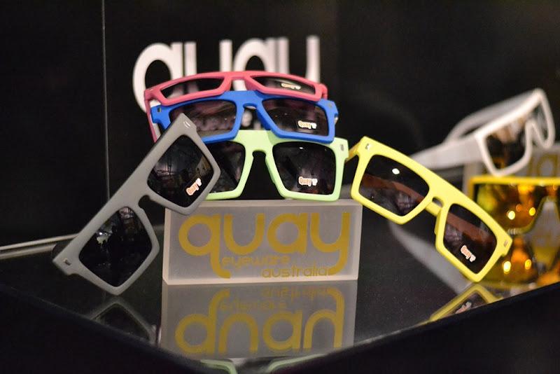 Quay Eyeware Australia, Pitti, Quay Sunglasses, NTW sunglasses