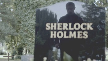 Mort de Sherlock Holmes dans la srie TV Sherlock Holmes