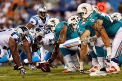 panthers vs dolphins