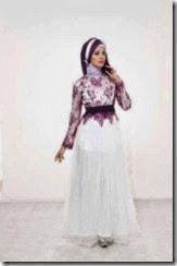 baju pesta muslim big size