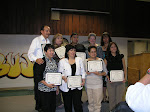 Promotores Graduation - Southwest KS, October 22nd, 2011
