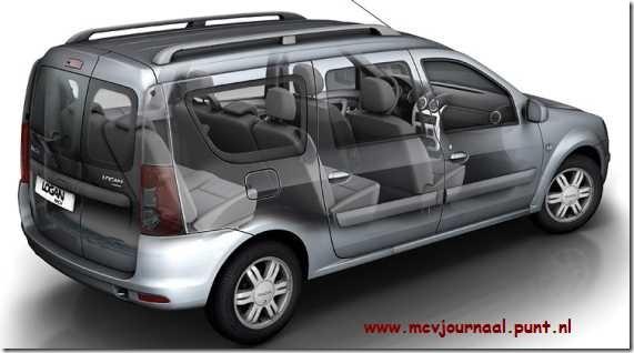 Dacia Logan MCV doorkijk 03