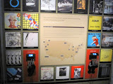 A lot of my old favorites on this wall at the EMP Museum