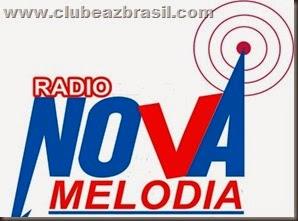 Logo Radio Nova Melodia - Atualizado