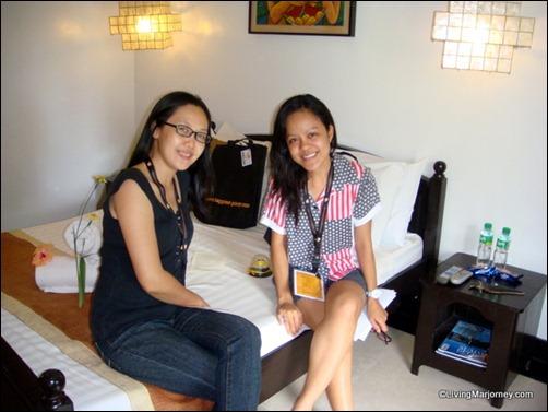 Happiest Pinoy Boot Camp: Nurture Spa Tagaytay