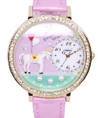 3D watch pony design The Curve