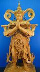 『九龍佛像藝品』-線上神明小百科-韋馱菩薩-護法神-美男子武將
