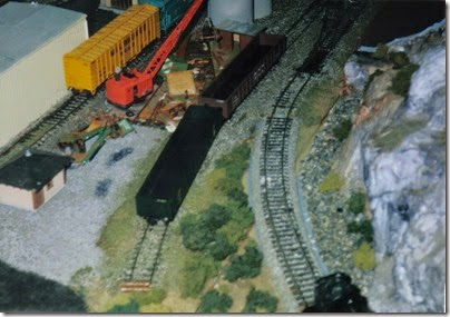 04 LK&R Layout at the 1997 Great Train Swap Meet in Vancouver, Washington