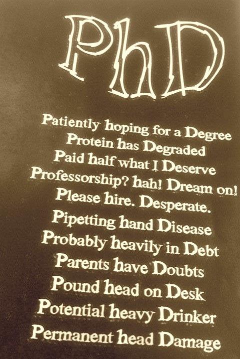 PhD - как это расшифровать?