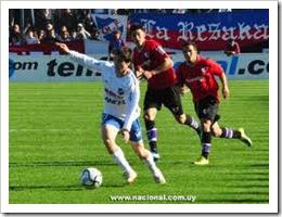 Nacional de Montevideo vs Fénix