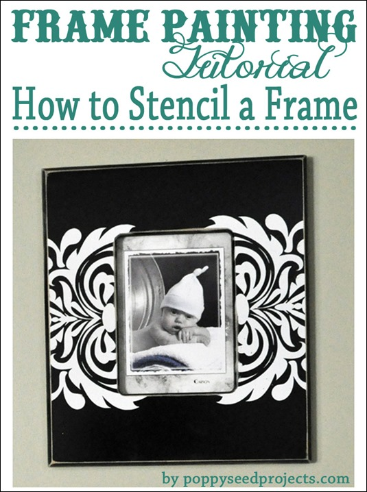 frame-painting-tutorial-DIY-shaped-portrait-frames-2