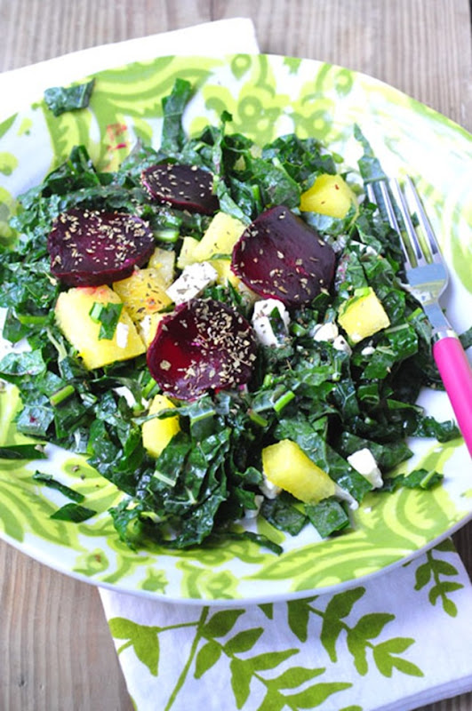 kale_watermelon_salad