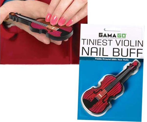 Lixa-Unhas-Violino