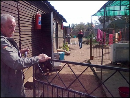 Afrikaner Wendy Houses Daspoort demolition court case Sept 2 and Sept 22 2011 VisagieStrCourtPretoria