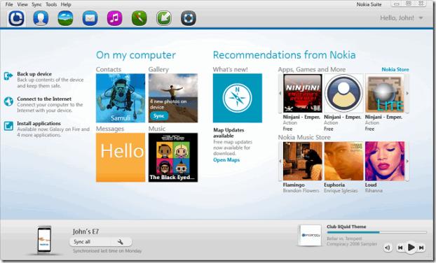 Nokia Suite 3.2 Beta Released Download