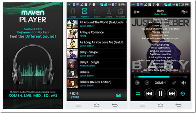 Download MAVEN Music Player (Pro) v1.18.76