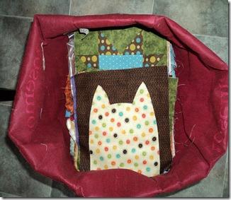 Cat quilt DONE