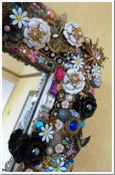 Jewelled Mirror..