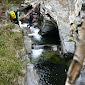 Canyoning/Cliffjumping in Perthshire at Tummel ( June to October )
