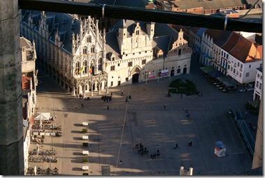 フロートマルクトと市庁舎