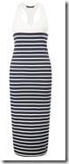 French Connection Matelot Stripe Dress