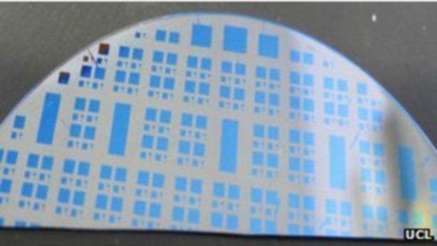 memristor  silicio