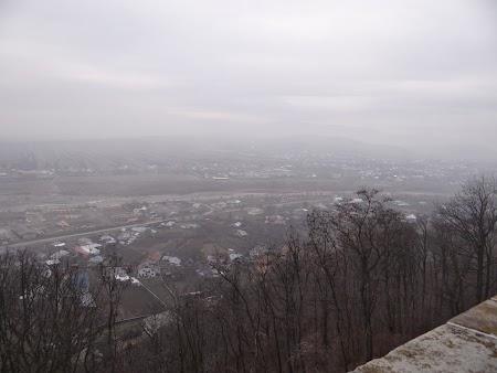 Panorama Cetatea Neamtului