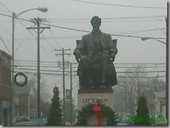 Town Square Statue