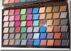 Paleta de Sombras com 120 Cores Brilhantes3