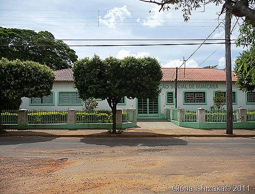 Glória Ishizaka - Guaiçara - Secretaria de Promoção Social - antigo centro comunitário