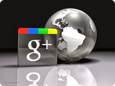 Google Plus Around the World