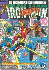P00044 - El Invencible Iron Man - 144 #145
