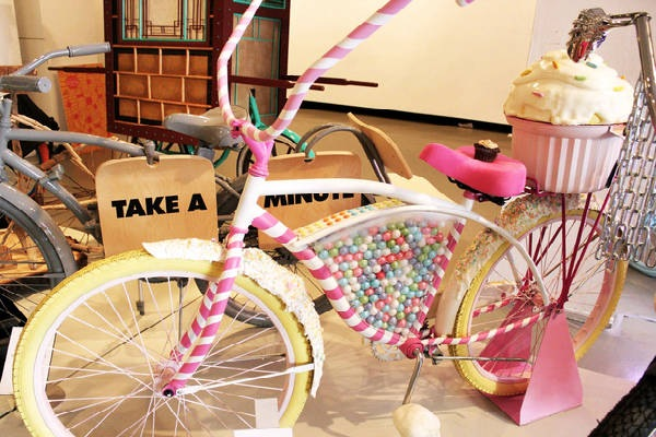 Bicicleta-Doces-Cupcakes-Chicletes