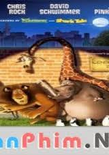 Tẩu Thoát Đến Madagascar