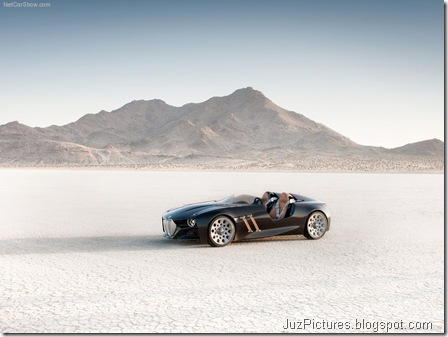 BMW 328 Hommage Concept 9