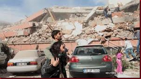 Iran Di Goncang Gempa 8 Skala Ritcher