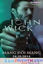 John Wick: Mạng Đổi Mạng 2015