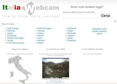 webcam-italia