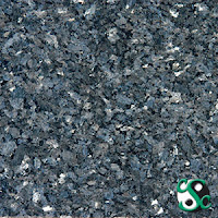 12x12 Blue Pearl Polished Granite Tile