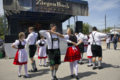 Tomball German Festival 9