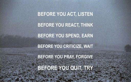 before_you_act_listen_wise_quote_quote