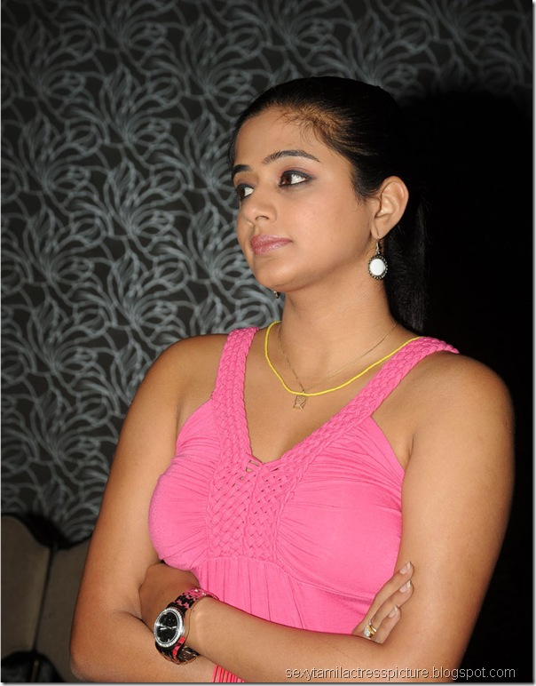 Priyamani In Pink Dress 07