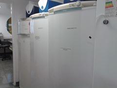 Sala de estocagem