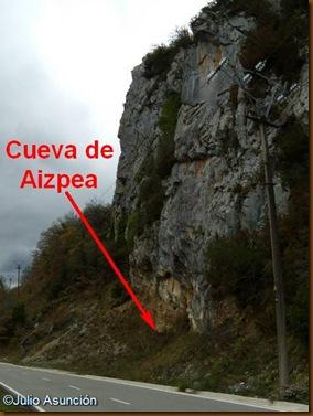 Cueva de Aizpea - Aribe
