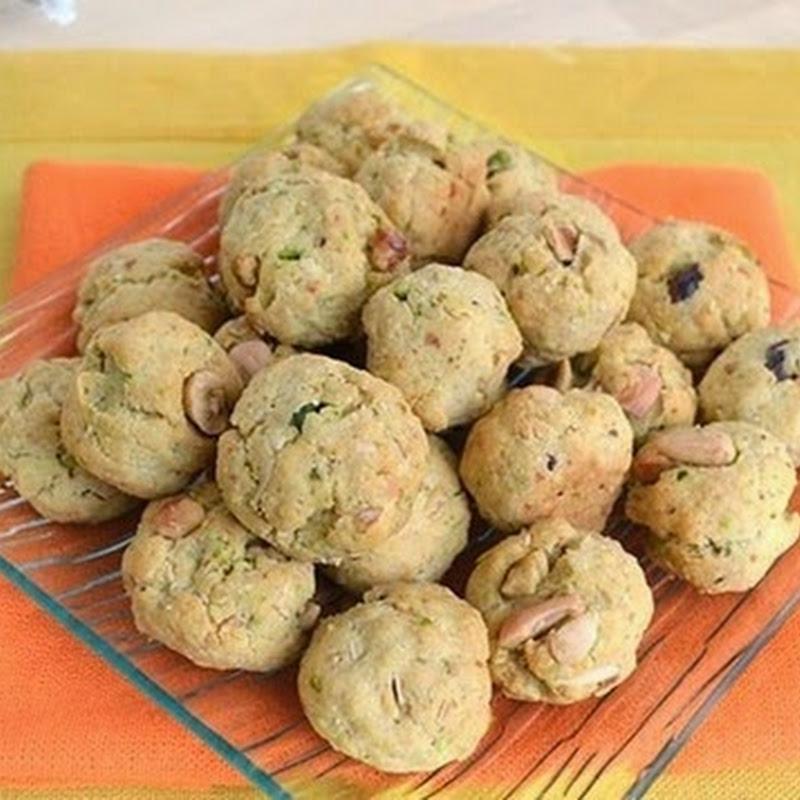 Αλμυρά  cookies