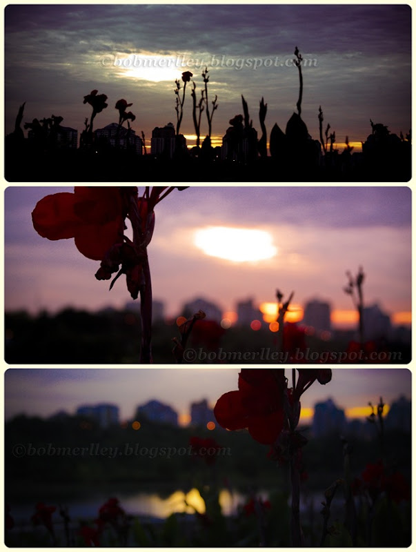 putrajaya sunset